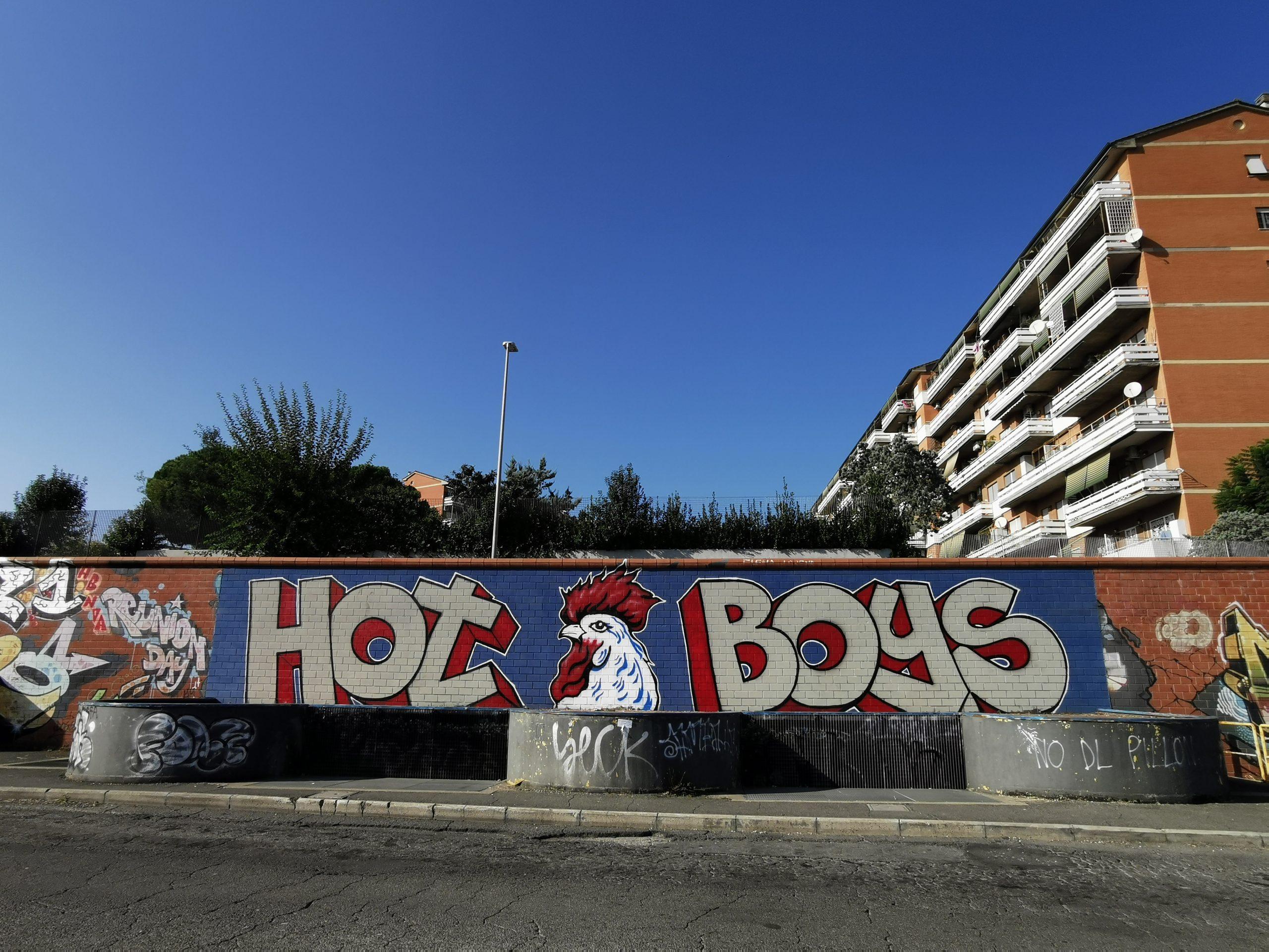 hot boys Rebibbia